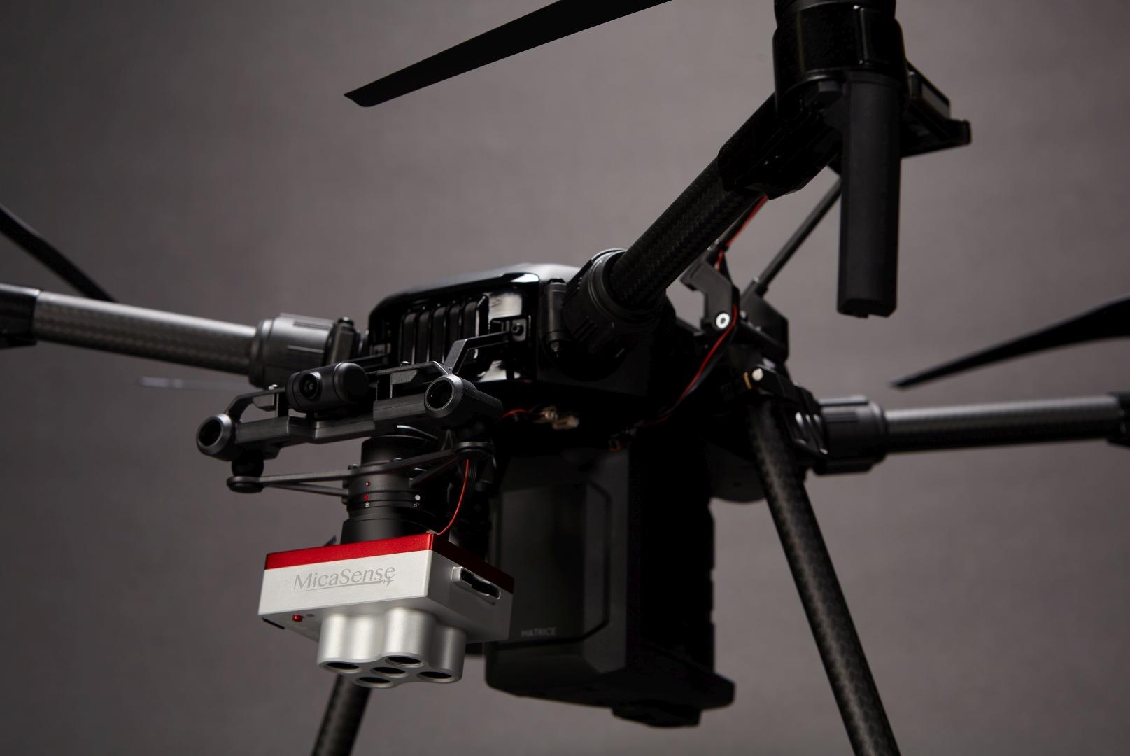 Multispektralkamera und ihre Einsätze in der Landwirtschaft