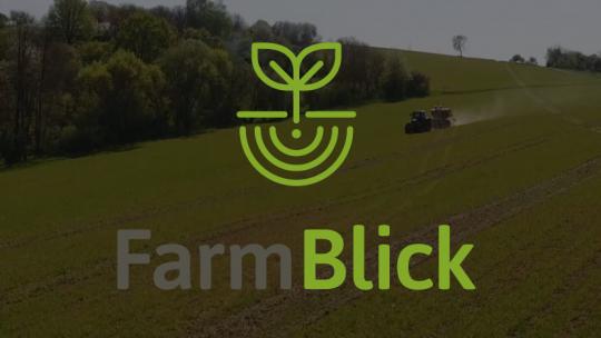 neue Zusammenarbeit mit FARMBLICK